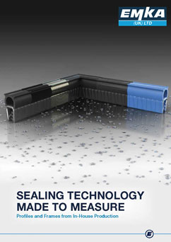 EMKA Sealing Technology made to measure catalogue