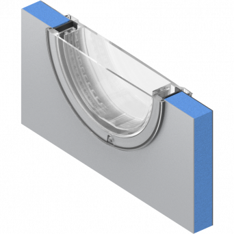 EMKA porthole style windows