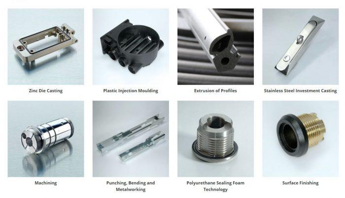 EMKA manufacturing capability