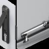 EMKA multi point twist-clamp-closure