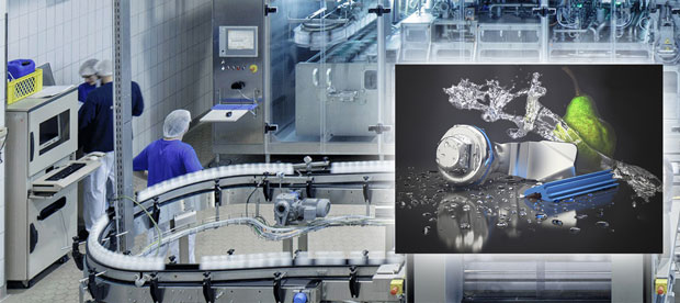 EMKA Hygienic Locking Systems for Food Industry and Medical Engineering