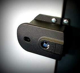 EMKA custom HVAC locking system