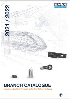 New Railroad components catalogue from EMKA